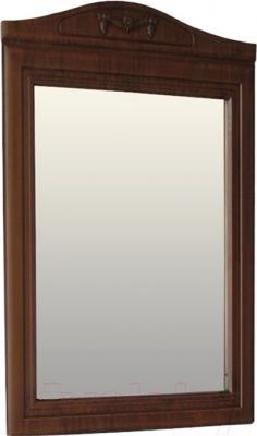 Зеркало для ванной Atoll Полини 65 (патина Луизиана)
