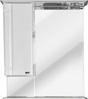Шкаф с зеркалом для ванной Atoll Ливерпуль 175 (белый) -