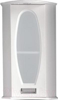 Шкаф с зеркалом для ванной Atoll Генуя 1 (угловой)