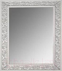 Зеркало для ванной Atoll Валенсия 75x100 (серебро)