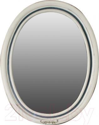 Зеркало для ванной Atoll Флоренция (синяя патина)