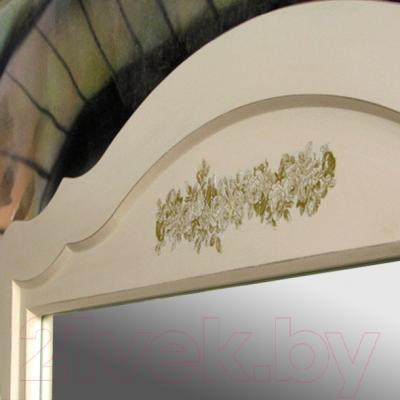 Зеркало для ванной Atoll Марсель 110 (слоновая кость)