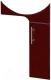Комплект сменных элементов Triton Эко-50 (вишневый) -