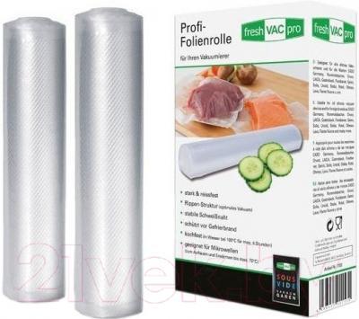 Рулоны для вакуумной упаковки Ellrona FreshVACpro 30x600
