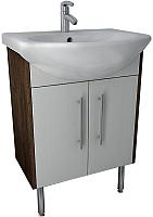 Тумба для ванной Triton Эко-Wood 55 / 006.31.0490.102.01.01.U.M1 (без сменных элементов) -