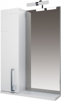 Шкаф с зеркалом для ванной Triton Диана 80 (002.42.0800.101.01.01 L) -