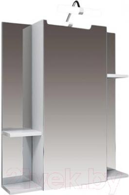 Шкаф с зеркалом для ванной Triton Диана 65
