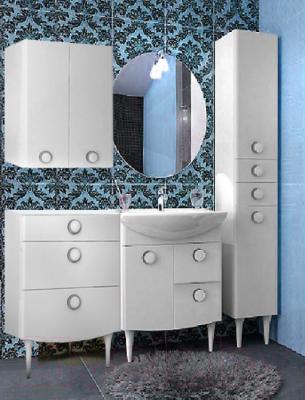 Шкаф для ванной Triton Лира 60 (007.12.0600.102.01.01.U)