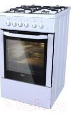 Плита газовая Beko CSE 52110 GW