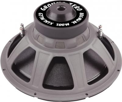 Головка сабвуфера Ground Zero Titanium GZTW 38TX - общий вид
