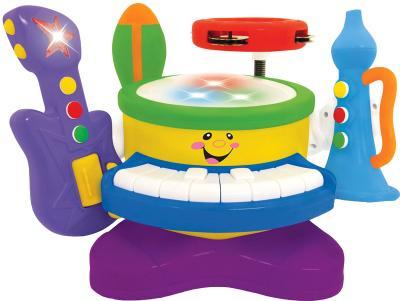 Музыкальная игрушка Kiddieland Оркестр 047647 - общий вид