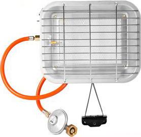 Газовый обогреватель Eco RH 5000 - общий вид