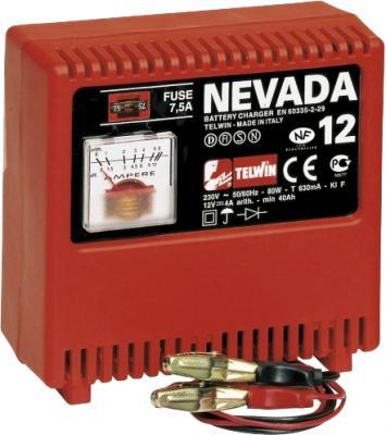 Зарядное устройство для аккумулятора Telwin Nevada 12 - общий вид