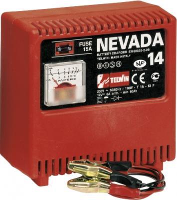 Зарядное устройство для аккумулятора Telwin Nevada 14 - общий вид