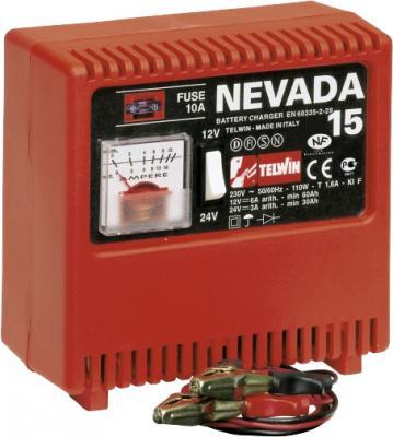 Зарядное устройство для аккумулятора Telwin Nevada 15 - общий вид