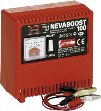 Зарядное устройство для аккумулятора Telwin Nevaboost 100 - общий вид