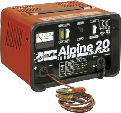 Зарядное устройство Telwin Alpine 20 Boost - общий вид
