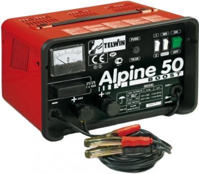 Зарядное устройство Telwin Alpine 50 Boost - общий вид