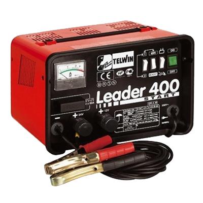Пуско-зарядное устройство Telwin Leader 400 Start - общий вид
