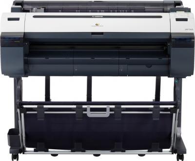 Плоттер Canon IPF 760 - фронтальный вид