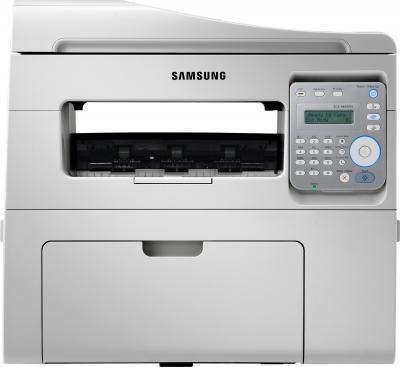 МФУ Samsung SCX-4655FN - фронтальный вид