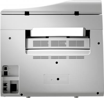 МФУ Samsung SCX-4655FN - вид сзади