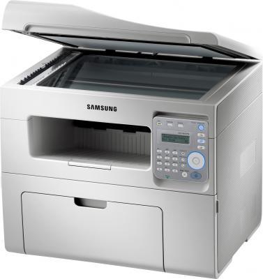 МФУ Samsung SCX-4655FN - общий вид (сканер)