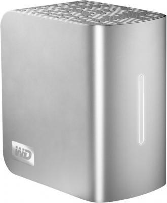 Внешний жесткий диск Western Digital My Book Studio Edition II 4TB (WDH2Q40000E) - общий вид