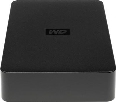 Внешний жесткий диск Western Digital Elements Desktop 2 Тб (WDBAAU0020HBK) - общий вид