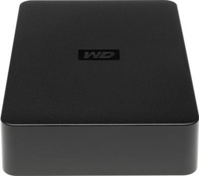 Внешний жесткий диск Western Digital Elements Desktop 1 Тб (WDBAAU0010HBK-EESN) - общий вид