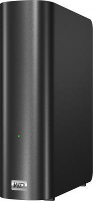 Внешний жесткий диск Western Digital My Book AV 1TB (WDBABT0010HBK) - общий вид