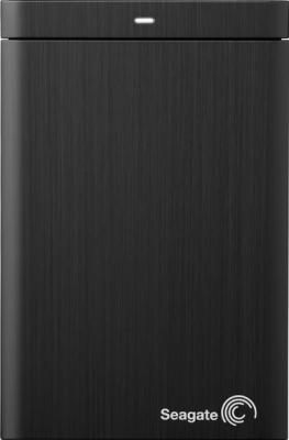 Внешний жесткий диск Seagate Backup Plus Portable Black 500GB (STBU500200) - общий вид