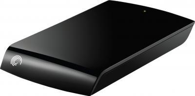 Внешний жесткий диск Seagate Expansion Portable 320 Gb (ST903204EXD101-RK) - общий вид