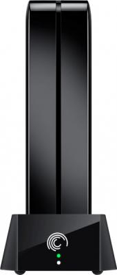 Сетевой накопитель Seagate GoFlex Home 2 TB (STAM2000200) - фронтальный вид