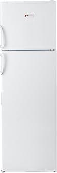 Холодильник с морозильником Swizer DFR-204-WSP - общий вид