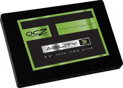 SSD диск OCZ Agility 3 240GB (AGT3-25SAT3-240G) - общий вид