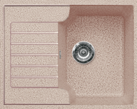 Мойка кухонная Gran-Stone GS-13S (песок) -
