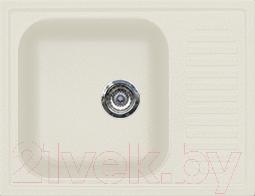 Мойка кухонная Gran-Stone GS-13 (ванильный)