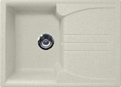 Мойка кухонная Gran-Stone GS-40 (Vanilla) - общий вид