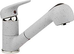 Смеситель Gran-Stone GS 6003 Gray - общий вид