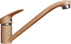 Смеситель Gran-Stone GS 4816 Terracotta - общий вид