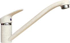 Смеситель Gran-Stone GS 4816 Beige - общий вид