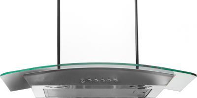 Вытяжка Т-образная Zorg Technology Венус (Omega) 1000 (90, нержавейка матовая) - общий вид