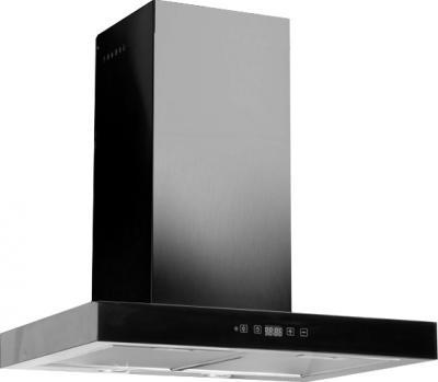 Вытяжка Т-образная Zorg Technology Стелс (Stels) 750 (60, Black) - общий вид