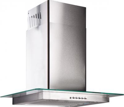 Вытяжка Т-образная Zorg Technology Лазур (Alfa) 1000 (90, Matt Stainless Steel) - общий вид