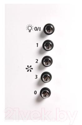Вытяжка декоративная Zorg Technology Вертикал C (Titan) 750 (50, белый)