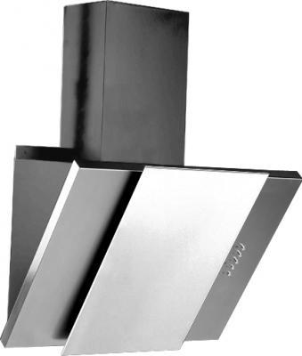 Вытяжка декоративная Zorg Technology Vesta 750 (60, нержавейка матовая/белый) - общий вид
