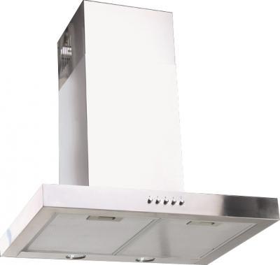 Вытяжка Т-образная Zorg Technology MT (Eco) 750 (90, Matt Stainless Steel) - общий вид