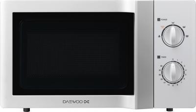 Микроволновая печь Daewoo KOR-6L65 - фронтальный вид
