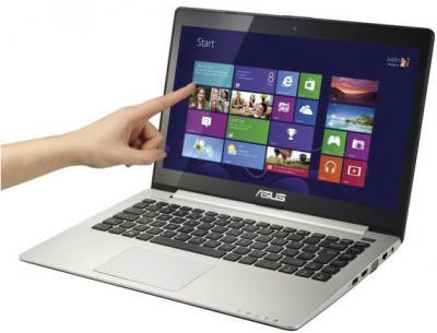 Ноутбук Asus VivoBook X202E-CT025H - общий вид